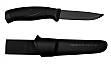 Нож Morakniv Companion Black Blade stainless steel (12553)