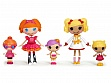 Кукла Lalaloopsy Mini Веселая компашка Первоклашки (531715)