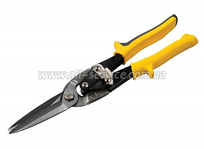 Ножницы по металлу Mastertool 300 мм, прямые, CrMo (01-0421)