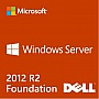 ПО DELL Windows Server 2012R2 Foundation ROK (638-BBBI)