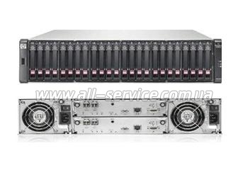 Сетевое хранилище HP 2324fc DC Modular Smart Array AJ797A
