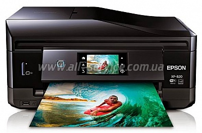 МФУ А4 Epson Expression Premium XP-820 c WI-FI (C11CD99402)
