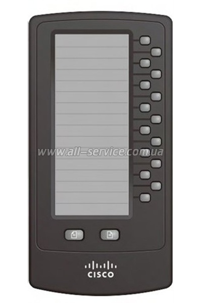 Системная консоль Cisco SB SPA500DS Digital Attendant Console for Cisco SPA500 Family Phones (SPA500DS)