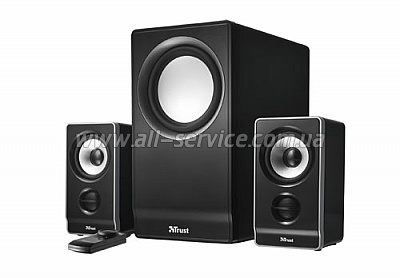 Колонки Trust SoundForce 2.1 Wave (17249)