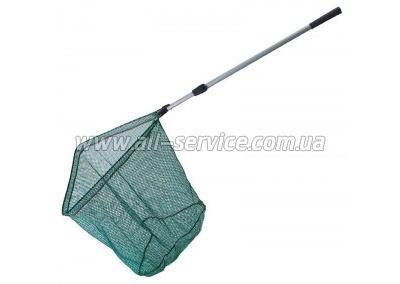 Подсака раскладная DAM с сеткой 6мм1.80мголова 60см х 60см (8205180)