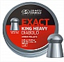 Пули пневм JSB King Heavy, 6,35 mm , 2,2 г, 150 шт/уп (546398-150)