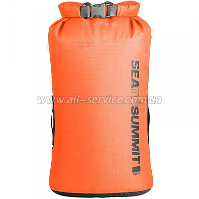 Гермомешок SEA TO SUMMIT Big River Dry Bag (STS ABRDB35OR)
