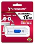Флешка 16GB Transcend JetFlash 790 White (TS16GJF790W)