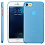 Чехол-накладка MOMAX Membrane hard case for Apple iPhone 7 (0.3mm Super slim) Blue (MPAPIP7B)