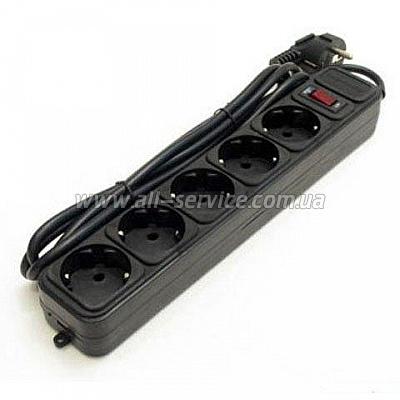 Сетевой фильтр Gembird 1 Socket С14 8 Sockets C13 EHB8-4