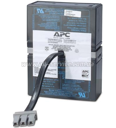 Батарея APC Replacement Battery Cartridge #33 (RBC33)