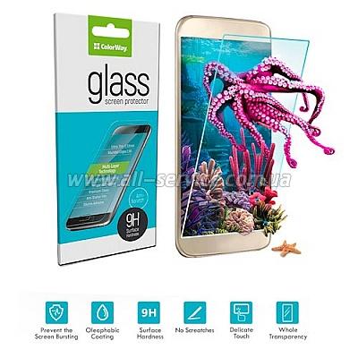 Защитное стекло ColorWay 9H Huawei Honor 7x (CW-GSREH7X) - Цена