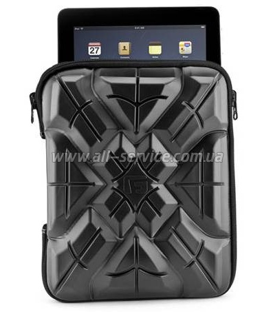 Чехол iPad/ iPad 2 Forward GFORM Extreme, Black/ Черный (GCTSL01BKE)