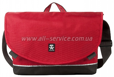 Сумка Crumpler Proper Roady Slim Laptop M deep red (PRYSL-M-002)