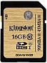 Карта памяти 16GB Kingston Ultimate SDHC Class 10 UHS-I (SDA10/16GB)