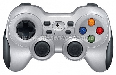 Геймпад Logitech Wireless Gamepad F710 (940-000145)