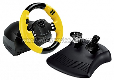 Руль Genius Speed Wheel RV FF USB (31620035100)