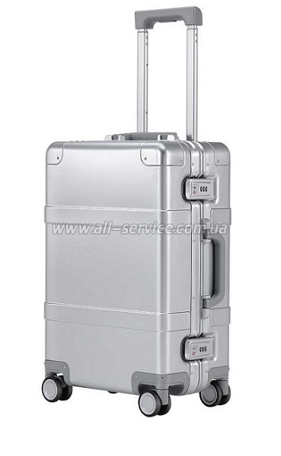 Чемодан Xiaomi RunMi 90 points aluminum closing frame suitcase 24