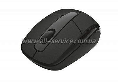 Мышь TRUST Eqido Wireless Mini Black (16343)