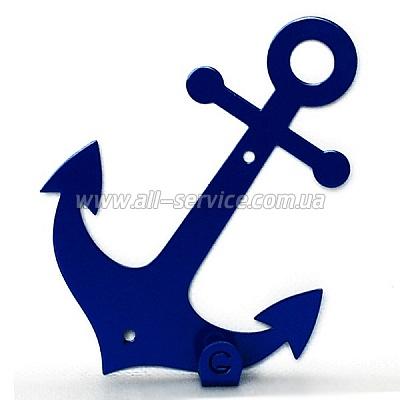 Вешалка настенная Glozis Anchor (H-036)