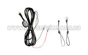 Кабель Panasonic KX-A229XJ для KX-TDA0103, Reserve Power Supply Cable (L type)