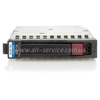 Винчестер HP 500GB 6G SAS 7.2K 2.5in MDL HDD (507610-B21)