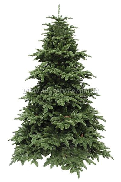 Искусственная ель Triumph Tree Edelman Abies Nordmann de Luxe, зеленая 2.30 м