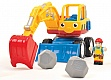 Игрушка WOW TOYS Dexter the Digger Экскаватор (01027)