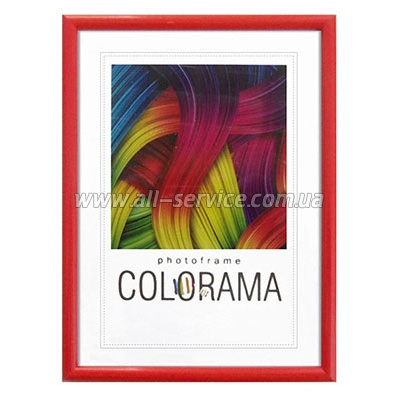 Фоторамка La Colorama LA- 30x40 45 red