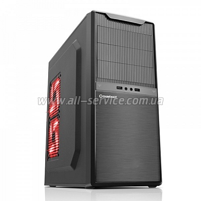 Корпус GAMEMAX ATX400 (MT507-400W)