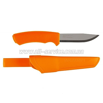 Нож Morakniv Bushcraft Orange stainless steel (12050)