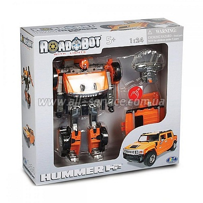 Робот-трансформер RoadbotHUMMER H2 SUT (53091R)