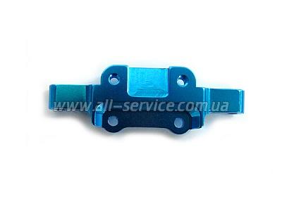 (08040) Blue Alum Front Upper Arm Mount 1P
