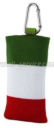 Чехол SOX EASY FLAG ITALY DOUBLE-SIDED (EF B/ N 04)