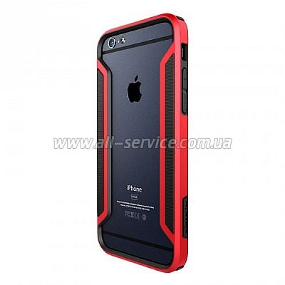 Чехол NILLKIN iPhone 6 - Bordor series (Red)