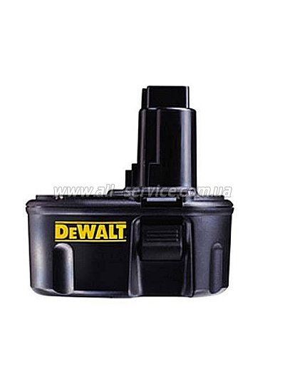 Аккумулятор DeWalt DWCB12 NiCd 12V 1.5А/ч. (152250-44)