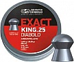 Пули пневм JSB Exact King, 6,35 mm , 1,645 г, 150 шт/уп (546298-150)