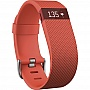 Фитнес браслет FITBIT Charge HR Small Tangerine (FB405TAS)