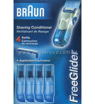 Картридж для бритвы Braun Shaver Conditioner SCR 4