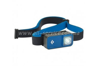 Фонарь BLACK DIAMOND HARD Ion Ultra Blue (620615.ULBL)