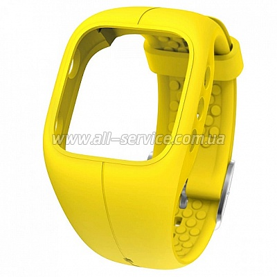 Браслет для POLAR A300 Wristband Yellow (91054250)