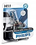 Лампа Philips H11 WhiteVision +60% (12362WHVB1)