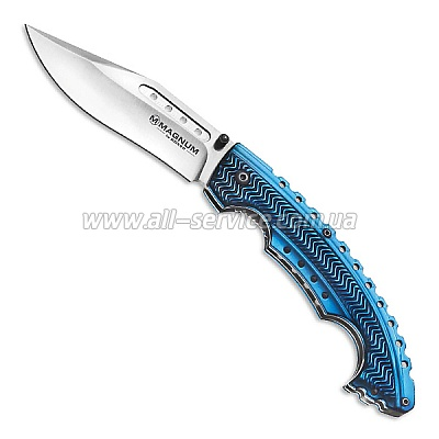 Нож Boker Magnum Blue Bowie (01RY855)