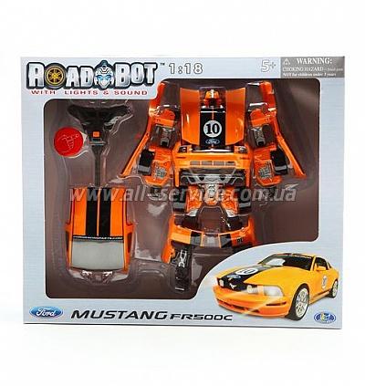 Робот-трансформер Roadbot MUSTANG FR500C (50170)