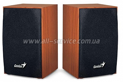 Колонки Genius 2.0 SP-HF160 USB Wood (31731063101)