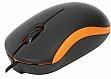 Мышь OMEGA OM-07 3D Orange