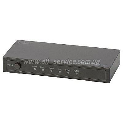 Разветвитель DIGITUS HDMI (DS-47304)