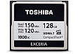 Карта памяти TOSHIBA Compact Flash 128 Gb 1000x (R150, W120MB/s)