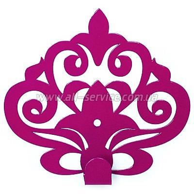 Вешалка Glozis Ajur Purple (H-063)