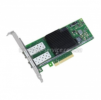 Сетевая карта INTEL PCIE 10GB DUAL PORT (X710DA2BLK)